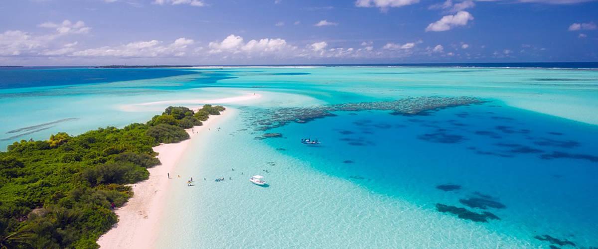 Maldive: il paradiso turchese - Il filo di Nicky