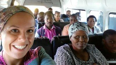 dallo swaziland al mozambico1 400x225 Da Cavalese a Cavalese ... passando per tutto il mondo !!