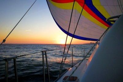 il navigar m e dolce in questo mare 400x267 Da Cavalese a Cavalese ... passando per tutto il mondo !!