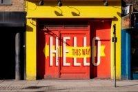 World Hello Day ciao