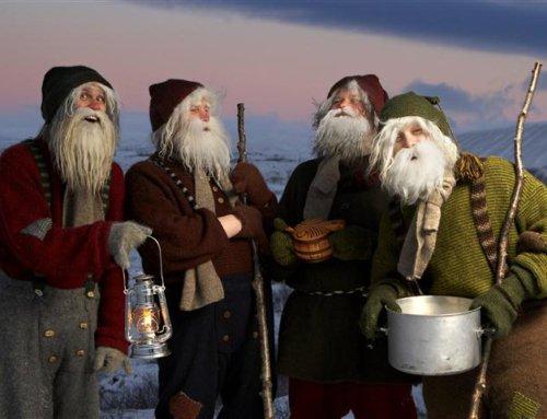 Jólasveinar: gli elfi del Natale in Islanda