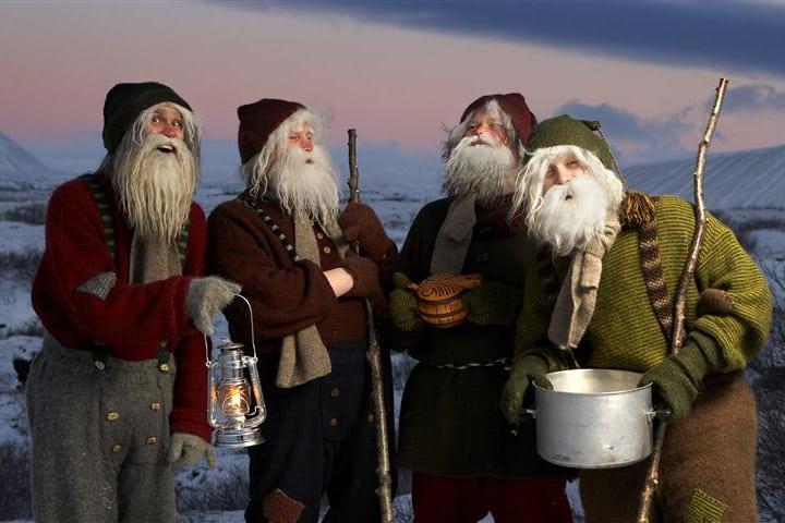 Jólasveinar: gli elfi del Natale in Islanda Arrivano puntuali ogni anno, ma qual è la loro storia? Scopriamolo insieme