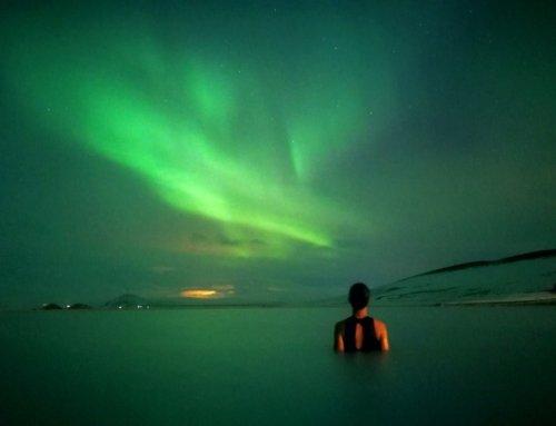 Quando vedi l'aurora in Islanda