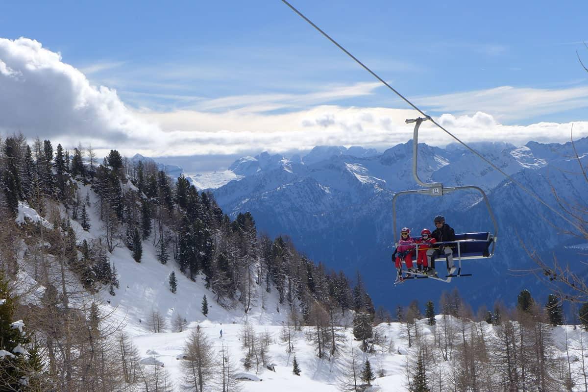 Trentino Alto-Adige: i comprensori sciistici