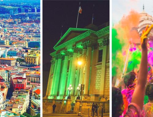 Partire a marzo: dove andare in Italia, Europa e nel mondo Vacanza a marzo: Napoli, Dublino e India