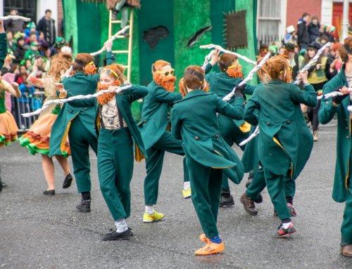 St Patrick Day: la festa irlandese a Dublino Il 17 marzo l'orgoglio irlandese si colora di verde e si festeggiano tradizione e cristianità