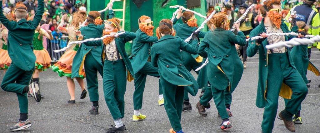 partire a Marzo: St Patrick Day in Irlanda