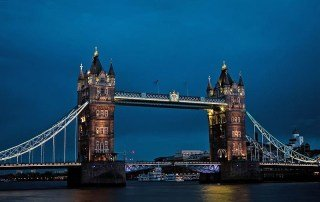 Inghilterra Tower Bridge Londra