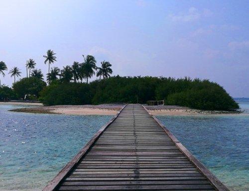 Guraidhoo: l'isola tranquilla nell'arcipelago di Malé Due giorni nella piccola isola di Guraidhoo vicino a Malé