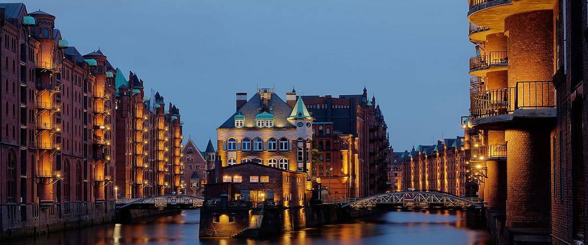 Amburgo in 24 ore