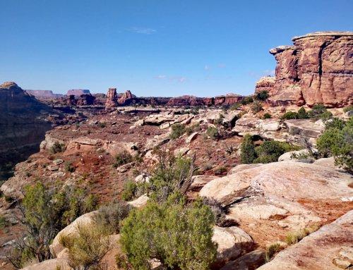 Incidenti di percorso: la paura, la fiducia e il lieto fine Quella sera in cui ho pensato di morire in un canyon negli Stati Uniti