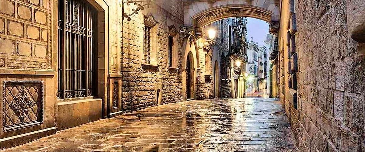 barrio-gotico-barcellona in 2 giorni