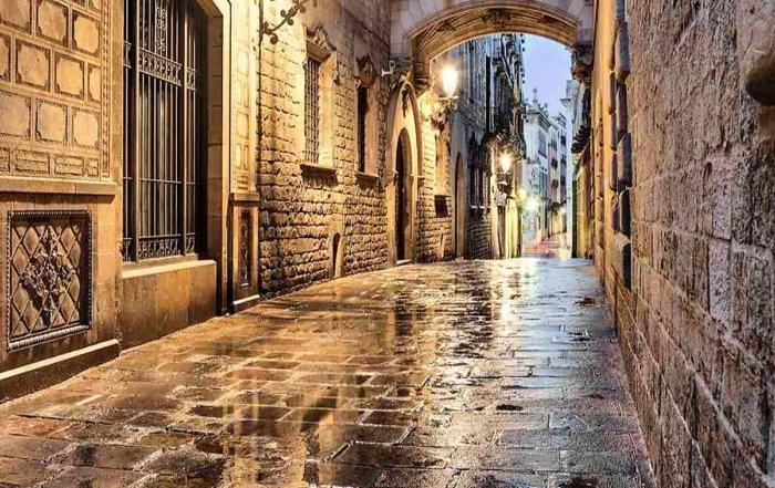 barrio-gotico-barcellona in 48 ore
