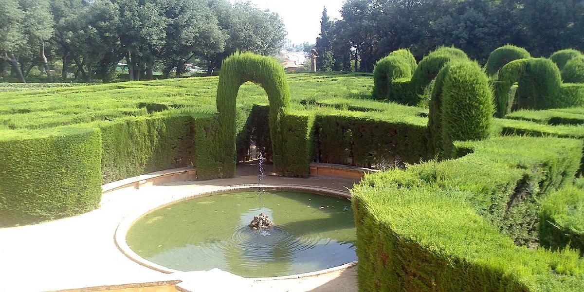 labirinto di Barcellona