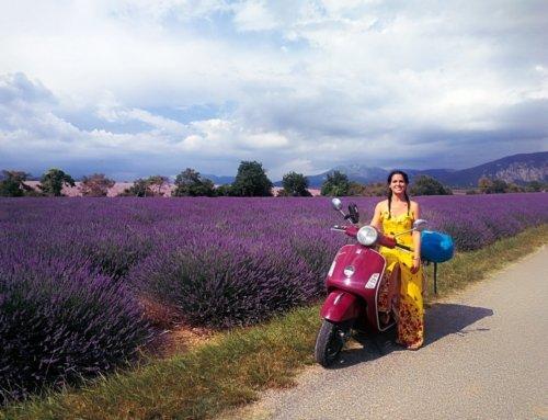 Viaggio in Vespa: da Como a Sagres in Portogallo Viaggio di 3500km dall'Italia al Portogallo passando per Francia e Spagna