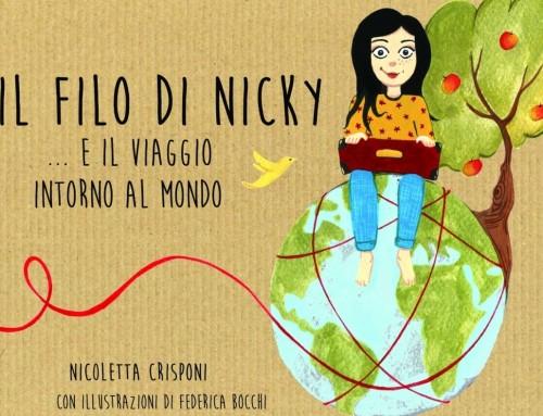 Il Filo di Nicky …e il viaggio intorno al mondo (anteprima) Versione digitale della favola per bambini in rima della piccola Nicky viaggiatrice