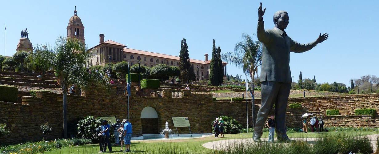Pretoria capitale Sudafrica