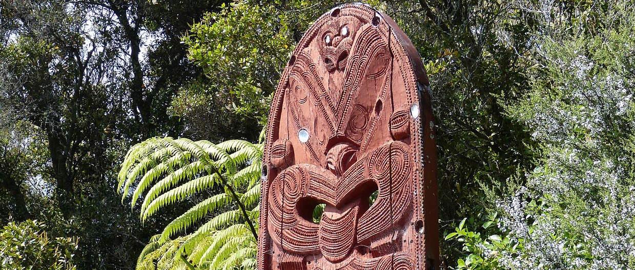 Simbolo Maori Nuova Zelanda