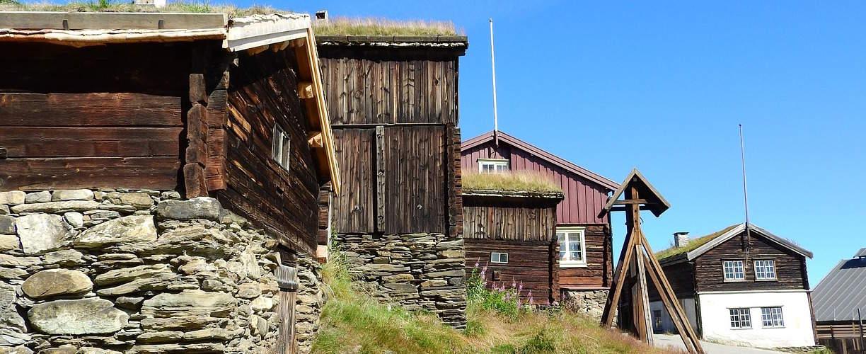 Città di Alta in Norvegia