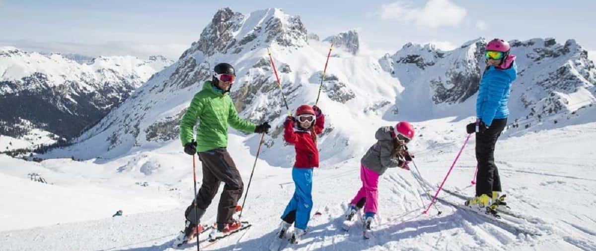 Trentino scii