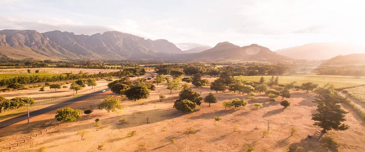 Montagne e savana, da guidare per ore