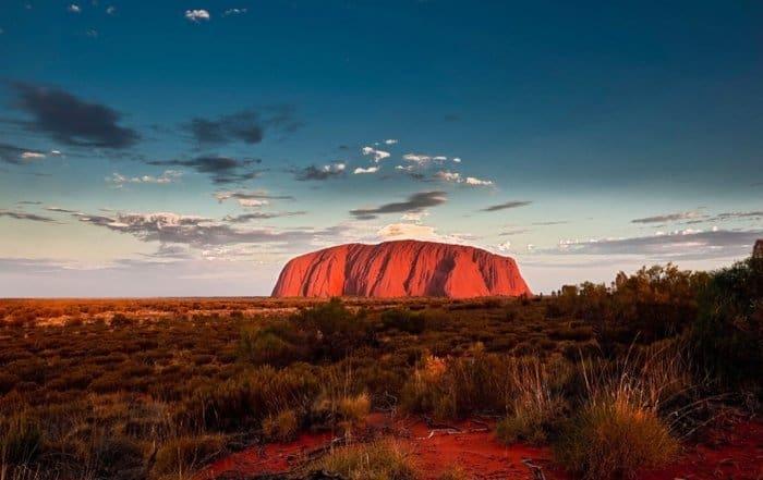 il monolite australiano