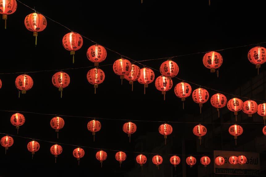Capodanno Cinese 2019: l'anno del maiale Buon anno del maiale a tutti!