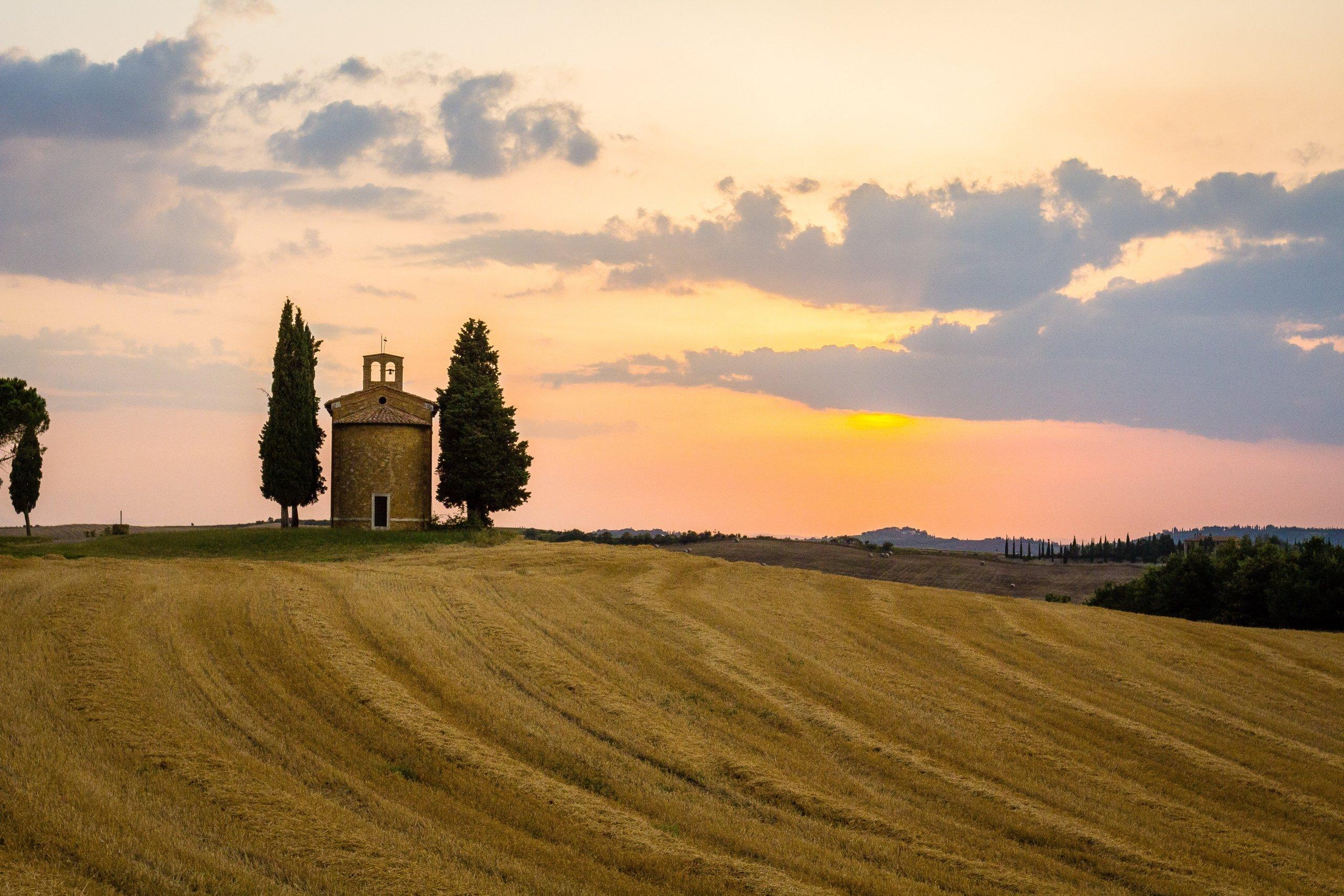 Itinerari multi-sensoriali: Toscana Quando i sensi guidano i passi e scaldano il cuore